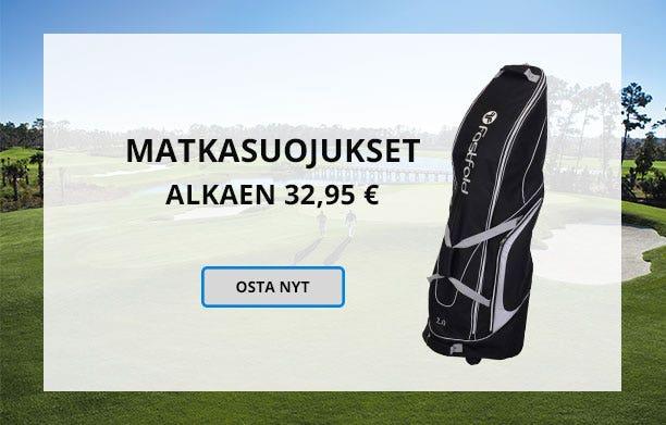 Matkasuojukset 32,95 €